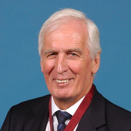 Professor Roger Motson (President)