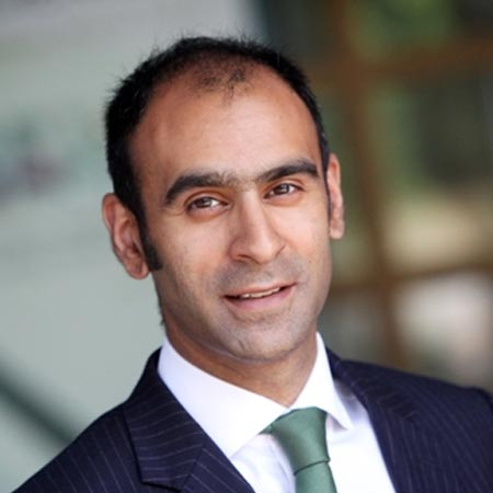 Mr Zafar Maan